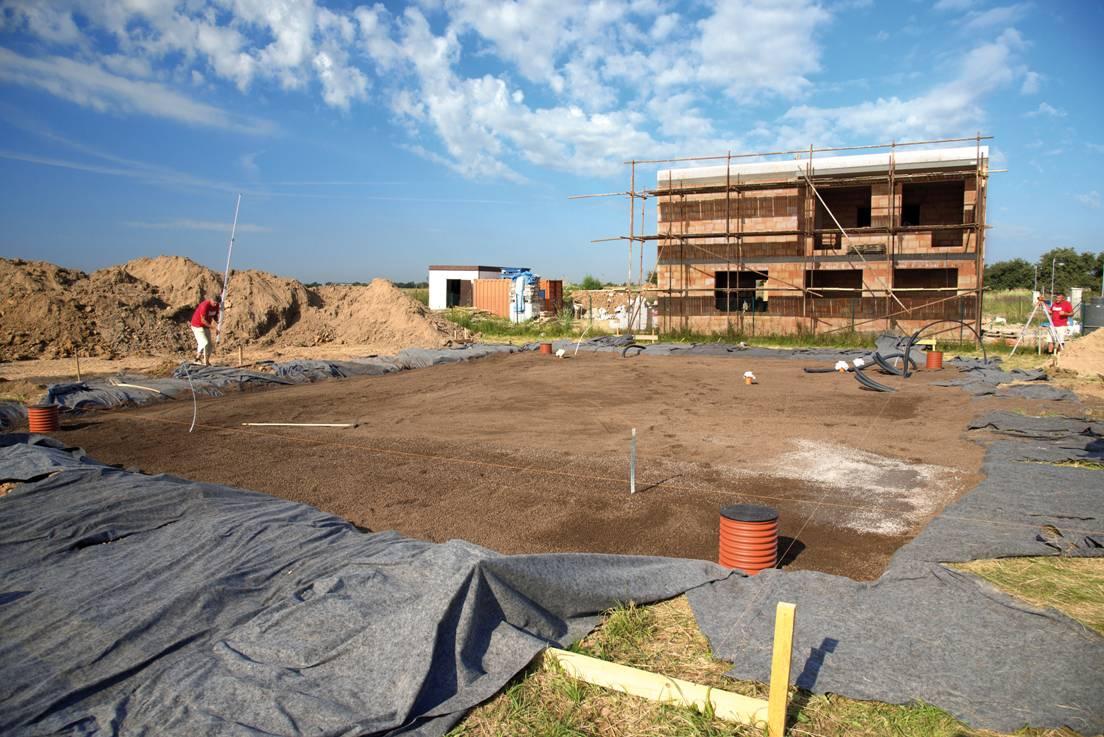 budowa domu z Liapor 8