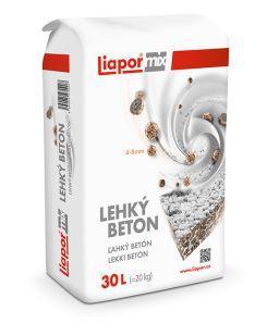 lekki beton Liapor Mix