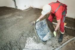 wykonanie posadzek betonowych